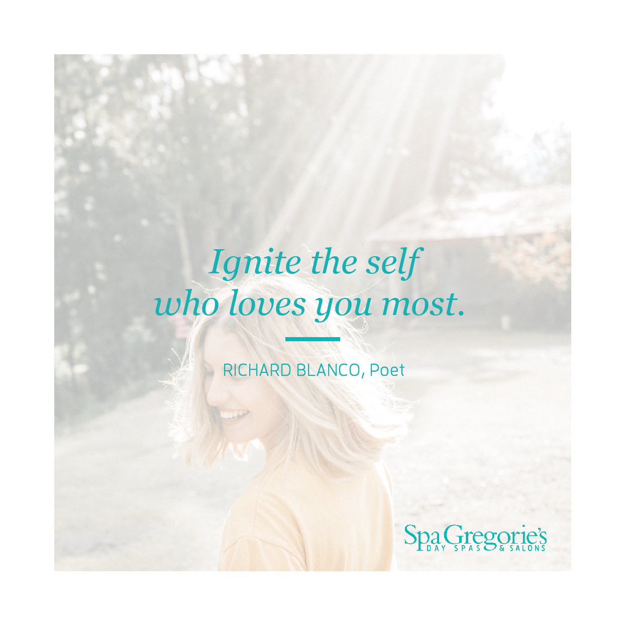 Ignite the Self Who Loves You Most