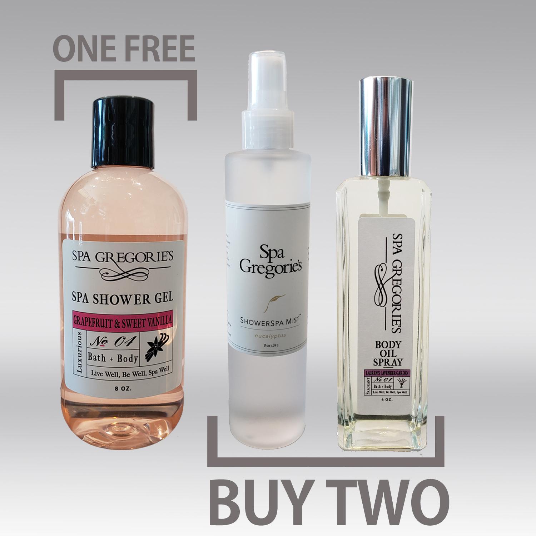 buy 2 get one free sig line